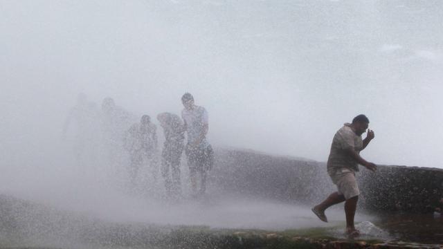 Bijna 32.000 mensen op drift door orkaan