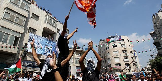 Palestijnse delegatie dreigt met vertrek