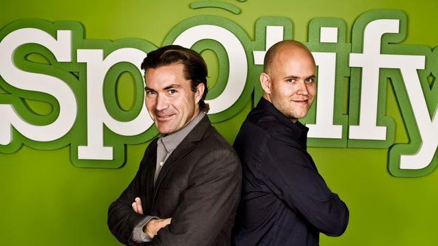'Spotify op weg naar eerste winst'