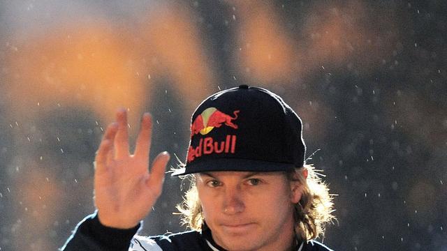 Raikkonen keert mogelijk terug in Formule 1