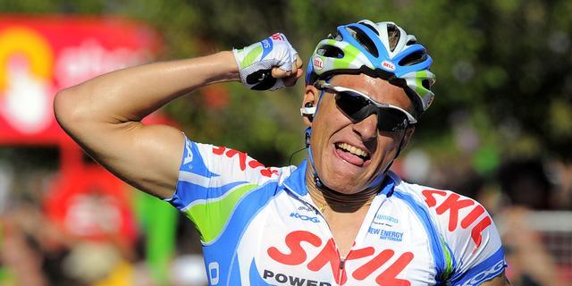 Kittel wint zevende etappe Vuelta