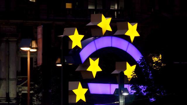 Vertrouwen in de eurozone kalft verder af