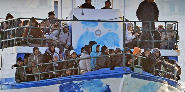 Lampedusa moest van Kaddafi een 'hel' worden
