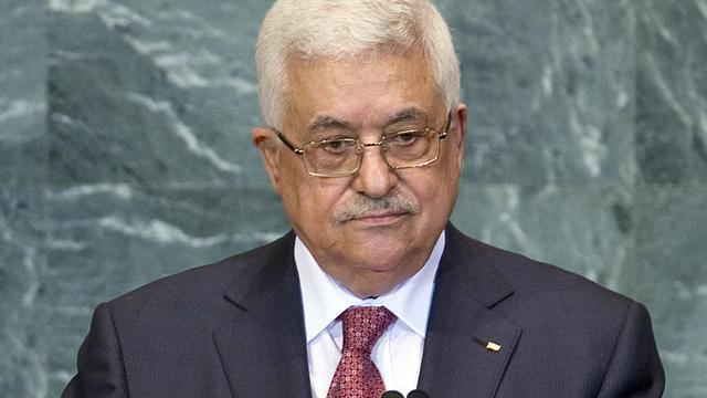 Abbas wil steun EU voor Palestijnse staat