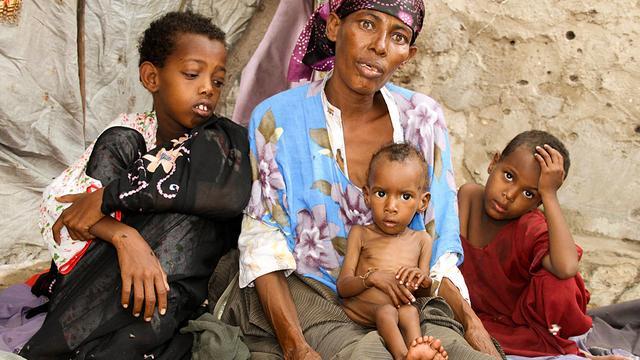 'Honderdtien Somaliërs stierven hongerdood in de afgelopen 48 uur'