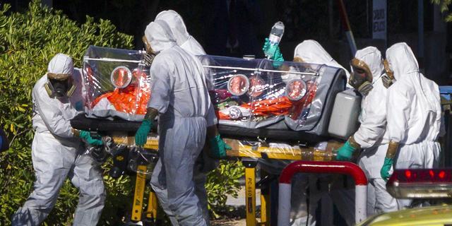 Dodental ebola opgelopen tot 1.427