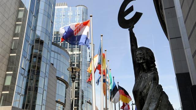 Begrotingstekort eurozone 2,9 procent in 2013