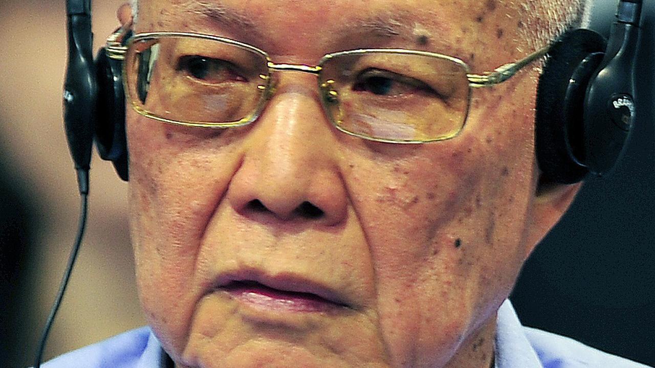 Nabestaanden reageren op levenslange celstraf voor Rode Khmer-leiders