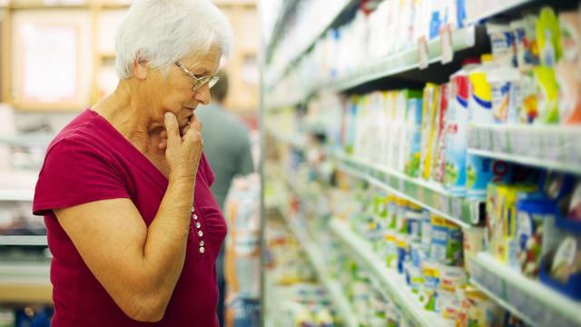 Twee op de vijf gepensioneerden leven soberder dan voorheen