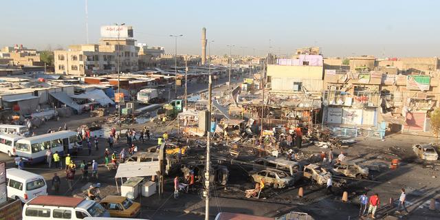 Zeventien doden door aanslagen Irak