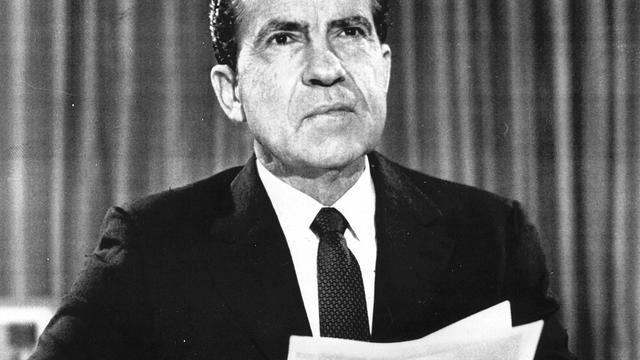 Televisieserie over Watergate-schandaal in de maak