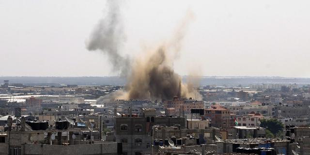 'VS stopt levering raketten aan Israël'