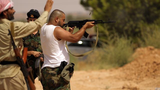 Libische rebellen bereid tot wapenstilstand