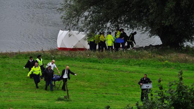 Lichaam gevonden in de IJssel