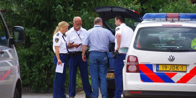 Vechtpartij en aanhoudingen na ongeval Apeldoorn