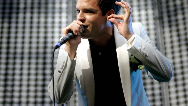 Frontman The Killers vond laatste album 'niet goed genoeg'