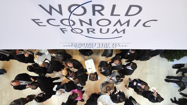 VS niet aanwezig op economisch congres Davos wegens shutdown