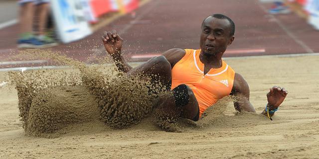 Gaisah: 'Weet dat ik mijn verste sprongen kan benaderen'
