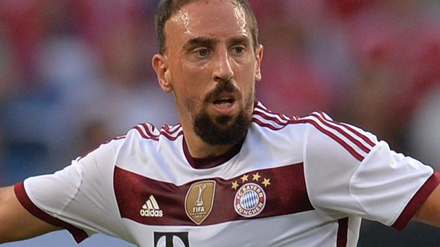 Bayern München mist Ribéry in Supercup