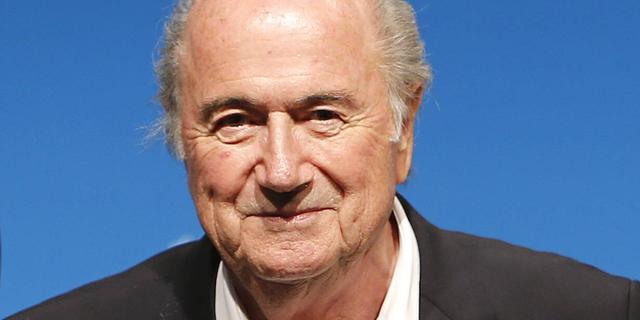 FIFA-voorzitter Sepp Blatter daagt Europese critici uit