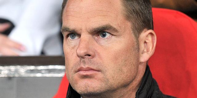 De Boer alleen tevreden over uitslag: 'Had ook 7-7 kunnen zijn'