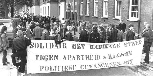 Enige voor rechtbank verschenen RaRa-activist René Roemersma (62) overleden