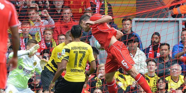 Liverpool maakt indruk in oefenduel met Borussia Dortmund