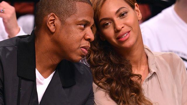 'Beyoncé en Jay Z hernieuwen geloften'