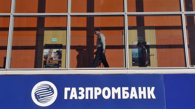 'Gazprombank kan sancties wel weerstaan'