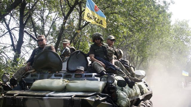 Oekraïne wil Russisch konvooi niet toelaten