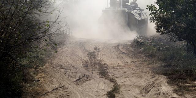 Humanitaire missie naar Oost-Oekraïne