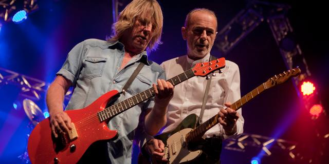 Herstel gitarist Status Quo 'voorspoedig'