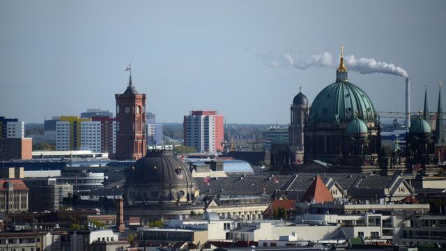 Woningbouw Duitsland blijft robuust