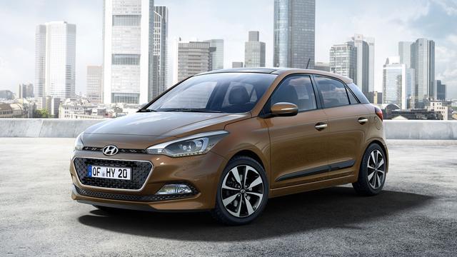 Hyundai wil meer varianten i20