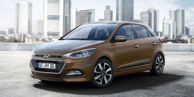 Foto's verschenen van Hyundai i20 Active