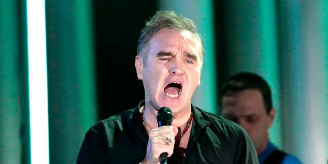 Morrissey laten vallen door platenmaatschappij