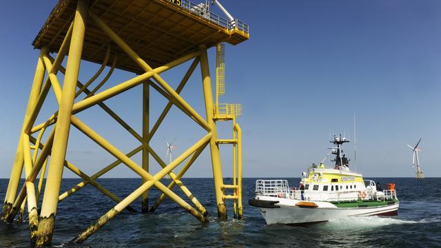 Vattenfall investeert in Duits windmolenpark