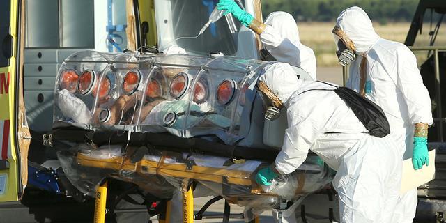 Spaanse missionaris overleden aan ebola