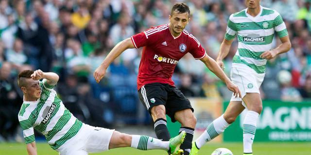 UEFA beslist woensdag over hoger beroep Legia