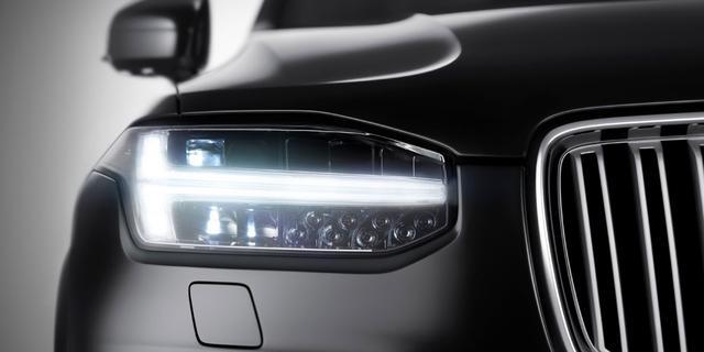 Volvo XC90 krijgt geheel nieuw platform