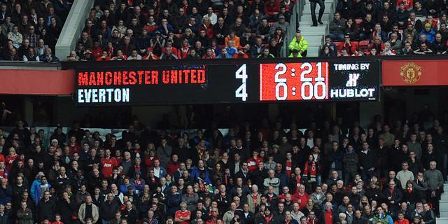 Manchester United weert iPads uit stadion