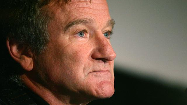 Robin Williams hing zichzelf op in woning