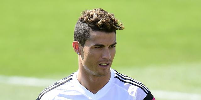 Cristiano Ronaldo fit genoeg voor duel om Super Cup