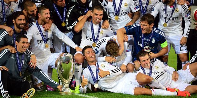 Real Madrid verslaat Sevilla in strijd om Europese Super Cup