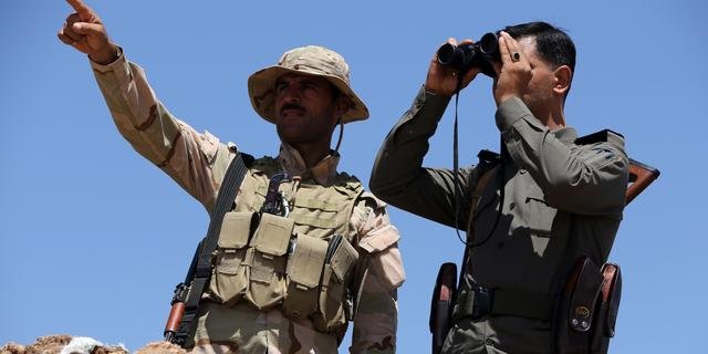 'Waarschijnlijk geen evacuatie yezidi's Irak'