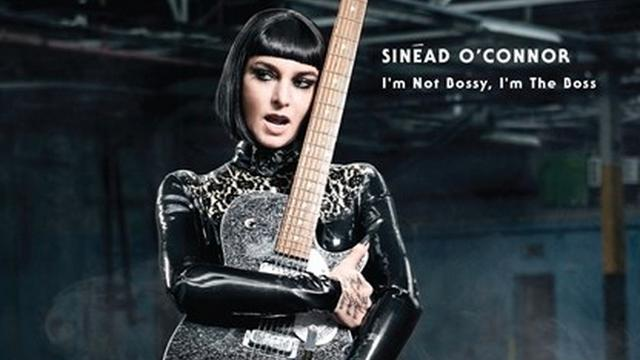 Cd-recensie: Sinéad O'Connor - I'm Not Bossy, I'm The Boss