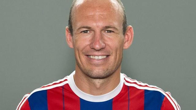 Robben begint waarschijnlijk op de bank in Duitse Super Cup