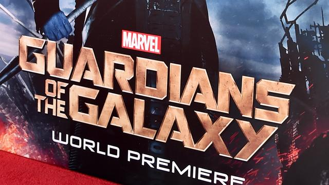 Soundtrack Guardians Of The Galaxy op 1 in VS
