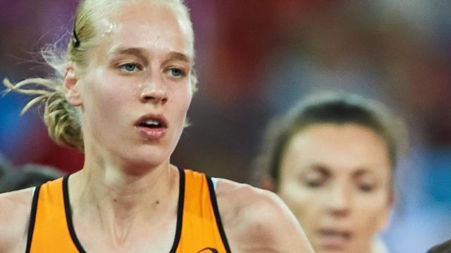 Vastenburg mikt op top acht bij WK atletiek in Peking