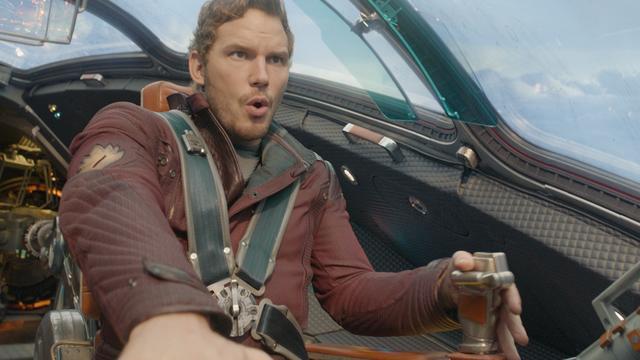 Guardians of the Galaxy 2-script bezorgde Chris Pratt 'tranen van geluk'
